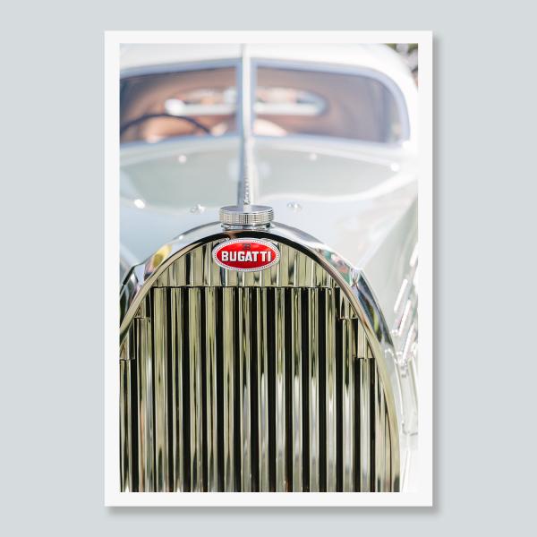 A Bugatti Portrait